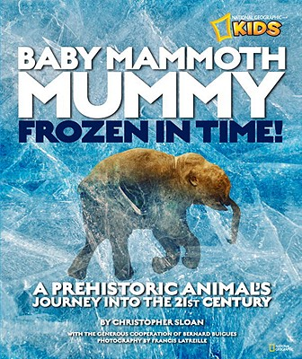 Baby Mammoth Mummy By Sloan, Chris